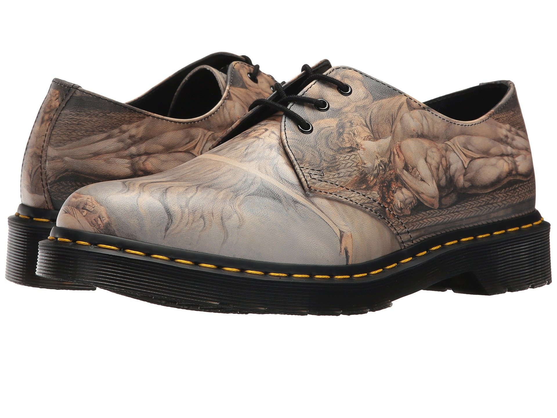 Dr. Martens William Blake 1461 3-Eye Shoe q0wtu
