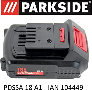 Batería de Parkside de 18 V y 1,5 Ahm, PAP 18-1,5 A1 para e