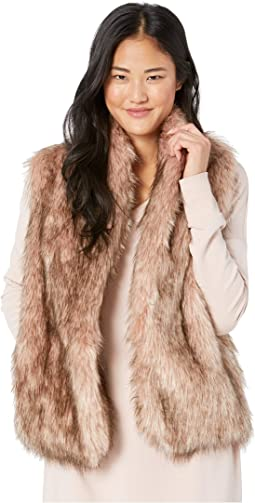 Fur Knit Reg Jacket