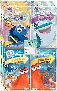 Disney Finding Dory Grab n Go Play Packs Bundle (12 Packs) with 12
