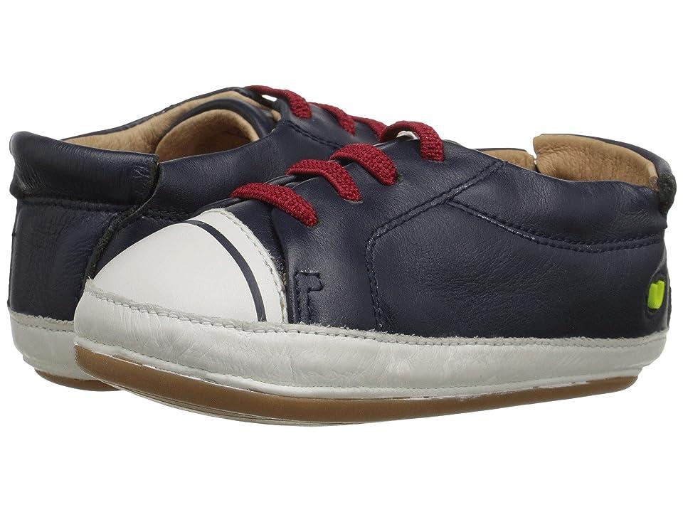 Umi Kids Lex (Infant/Toddler) (Navy) Kids Shoes