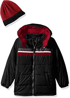 iXtreme Boys' Colorblock Puffer with Accessory