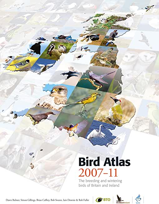 Bird Atlas 2007-11: The Breeding and Wintering Birds of Britain and Ireland (English Edition)