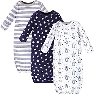 Hudson Baby Unisex Cotton Gowns