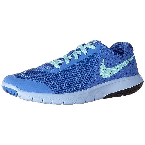 7311108eecbef NIKE Girls  Flex Experience 5 Gs Sneakers Blue