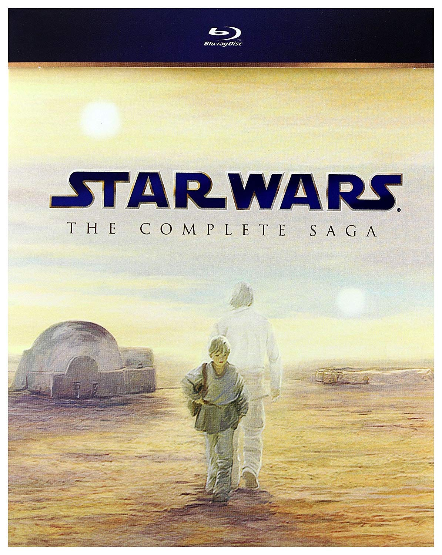 Electronics DVD Players & Recorders ghdonat.com The Complete Saga ...