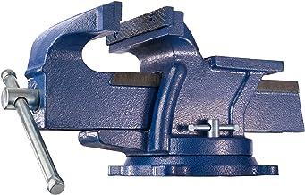 tectake 401125 Bankschroef aambeeld 360° draaibaar - Spanwijdte 165 mm