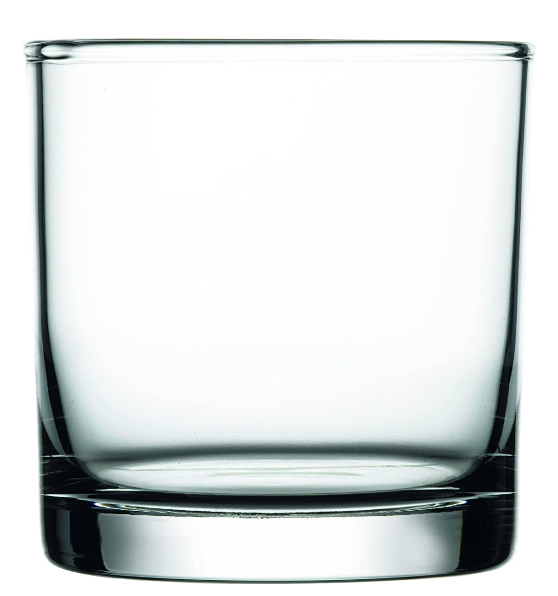シソーラスキャリッジ遅れ(310ml, Hi-Ball) - Stanton 310ml Old Fashion Style Tumbler Glass, (Set of 12 Per Case)