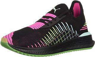 PUMA Kids' Avid Evoknit Jr Sneaker