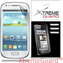 XtremeGuard Screen Protector for Samsung Galaxy S3 Mini Value Edition I8200 (Ultra Clear)