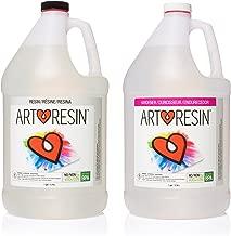 ArtResin - Epoxy Resin - Clear - Non-Toxic - 2 gal (7.57 L)