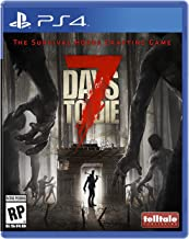 7 Days to Die PlayStation 4 by Telltale Games