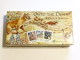 Onto The Desert - A Game of Survival