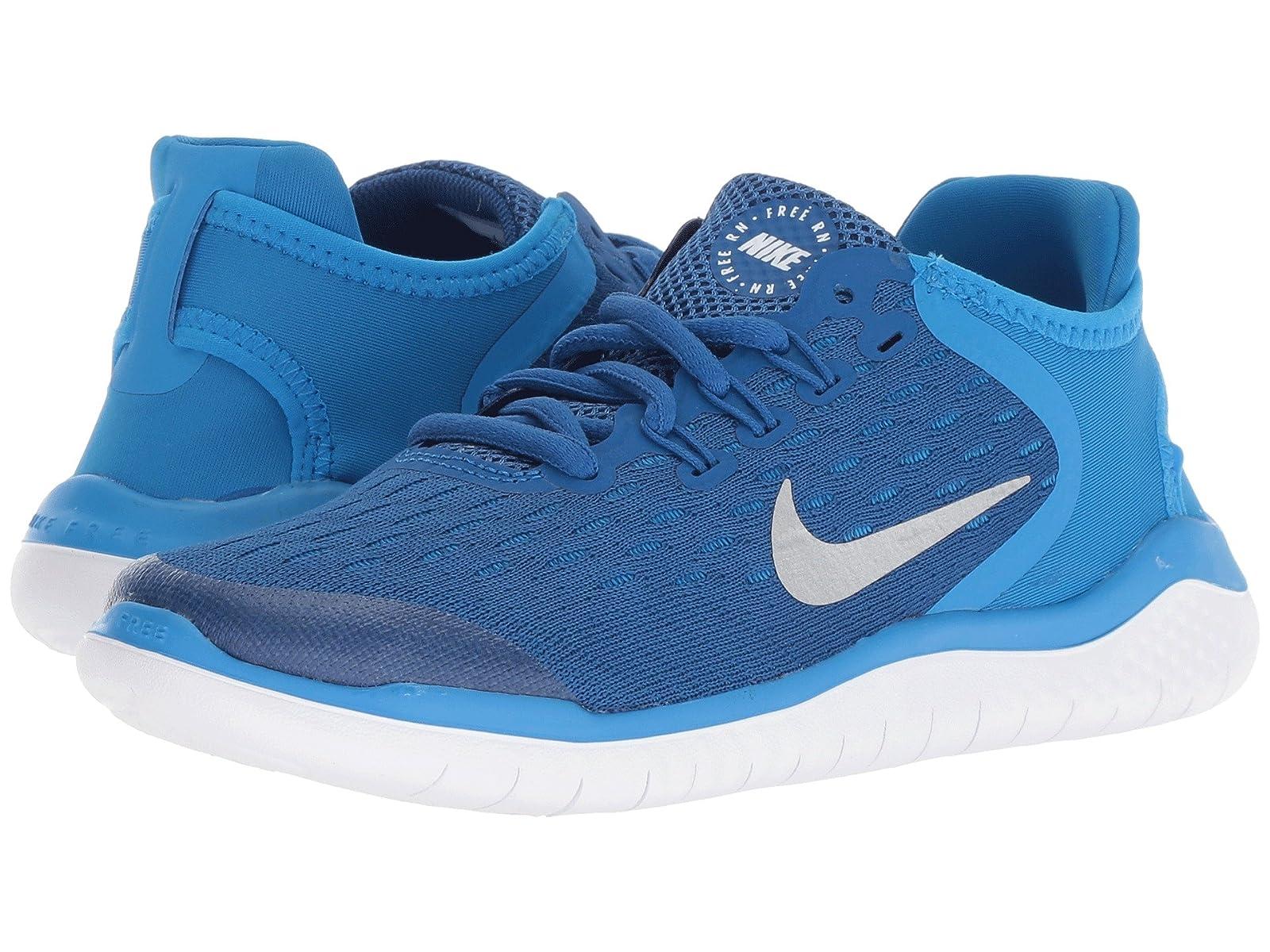 Nike Kids Free RN (Big Kid)Atmospheric grades have affordable shoes