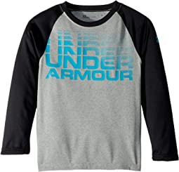 Wordmark Raglan (Little Kids/Big Kids)