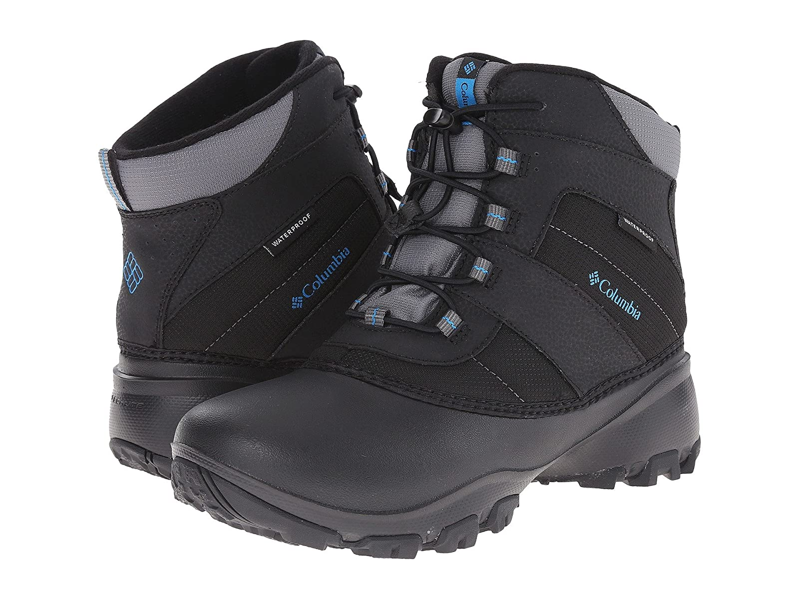 Columbia Kids Rope Tow™ III Waterproof Boot (Toddler/Little Kid/Big Kid)Affordable and distinctive shoes