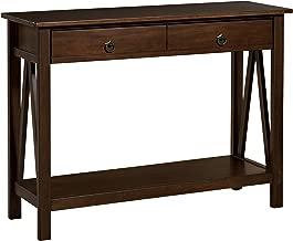 Linon Home Dcor Console Table, 42.01