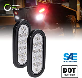 Best 6 inch oval led lights Reviews