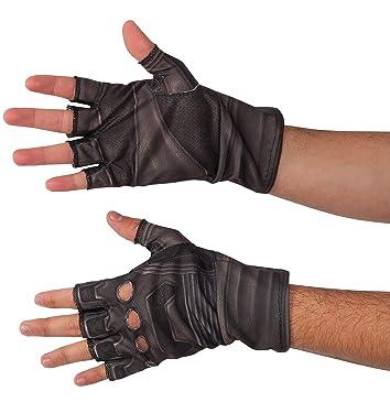 Marvel Men's Civil War Captain America Gloves, Multi, One Size