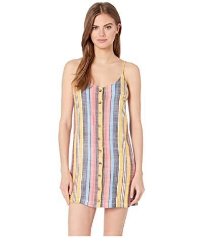 Rip Curl Wonderland Dress (Multicolor) Women