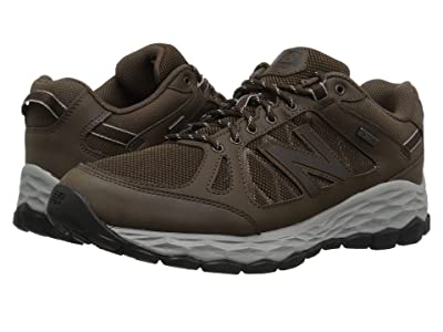 New Balance Fresh Foam 1350 (Chocolate Brown/Team Away Grey) Men