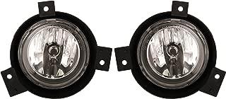 Ford Ranger 01-03 Driving Fog Lights - Left & Right Lamps Pair Set