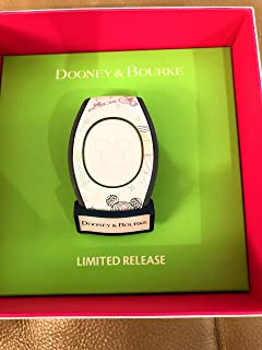Dooney & Bourke Disney Parks Mickey and Minnie Mouse A Walk in The Park MagicBand