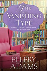 The Vanishing Type (A Secret, Book, and Scone Society Novel Book 5) Kindle Edition