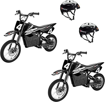 2de88ffe Razor MX650 Electric Dirt Rocket Motor Bikes for Teens 16+ (2 Pack) +