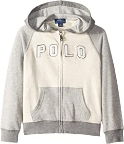 Cotton Spa Terry Hoodie (Little Kids/Big Kids)