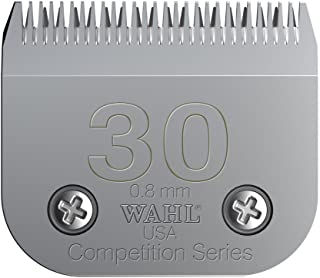 Wahl Professional Animal #30 Fine Competition Series Detachable Blade with 1/32-Inch Cut Length (#2355-100)