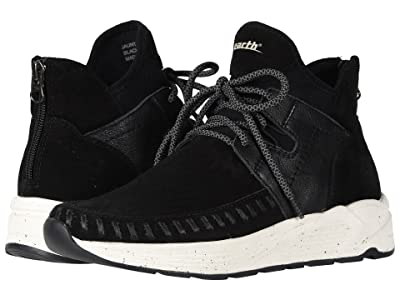 Earth Jaunt (Black Suede) Women