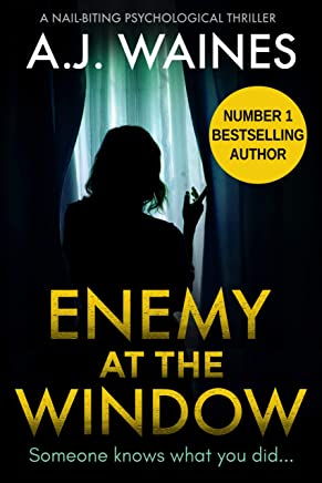 Enemy At The Window: a nail-biting psychological thriller (English Edition)