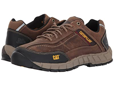 Caterpillar Streamline Soft Toe (Dark Beige) Men