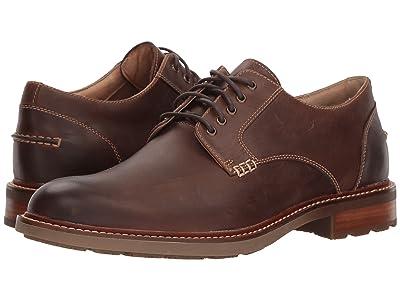 Sperry Annapolis Plain Toe (Brown) Men
