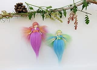 Fairy Kit for Girls, Fairy Craft Kit, Waldorf Kit for Girls