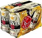 【アルコール9%の新ジャンル】サッポロ LEVEL9贅沢ストロング 350ml×6本