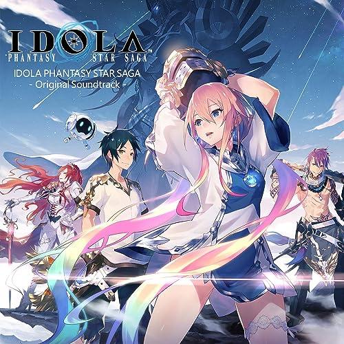 Idola Phantasy Star Saga Original Soundtrack