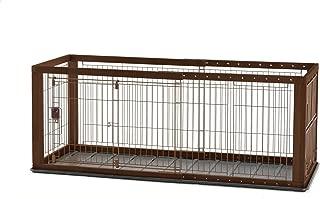 Richell Expandable Pet Crate