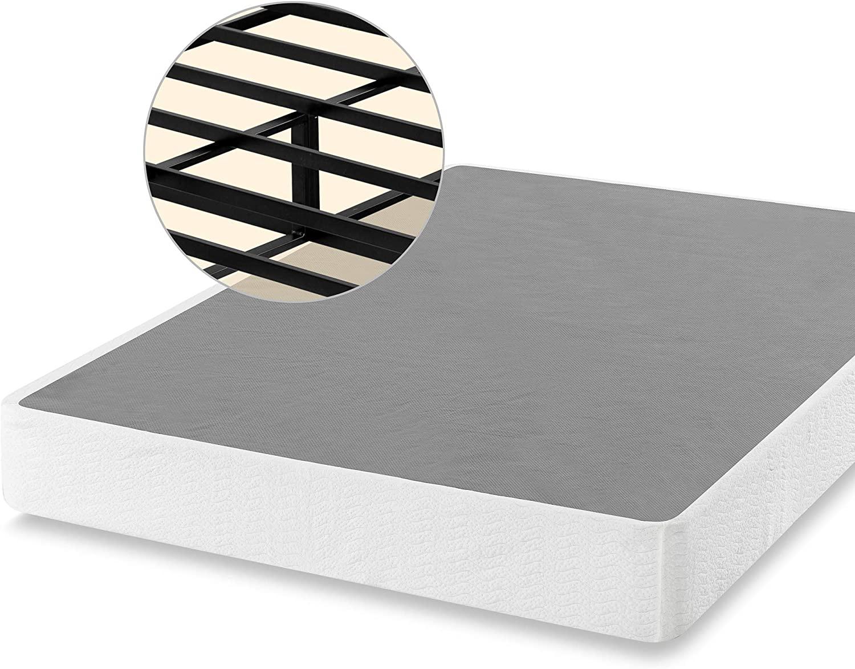 ZINUS 9 Max 47% OFF Inch Metal Smart Spring Stro Foundation Albuquerque Mall Mattress Box