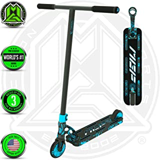 MADD GEAR MGP VX9 NITRO Scooter – Suits Boys & Girls Ages 10+ - Max Rider Weight 220lbs – 3 Year Manufacturer's Warranty – Worlds #1 Pro Scooter Brand – Light Weight & Superior Strength