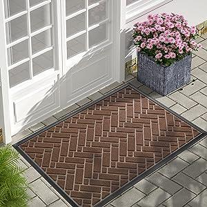 Indoor Outdoor Doormat,24