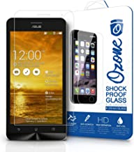 Ozone Asus Zenfone 5 0.26mm Shock Proof Tempered Glass Screen Protector