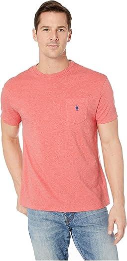 26/1 Jersey Short Sleeve Classic Fit Pocket T-Shirt