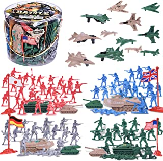 Best world war 2 plastic toy soldiers Reviews