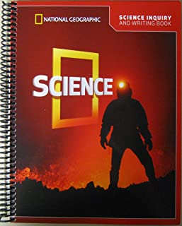 National Geographic Science 4: Science Inquiry & Writing Book (National Geographic Science, Grades 3-5)