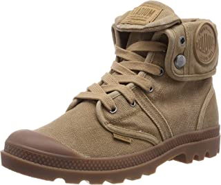 Palladium Womens Pallabrouse Baggy Canvas Boots
