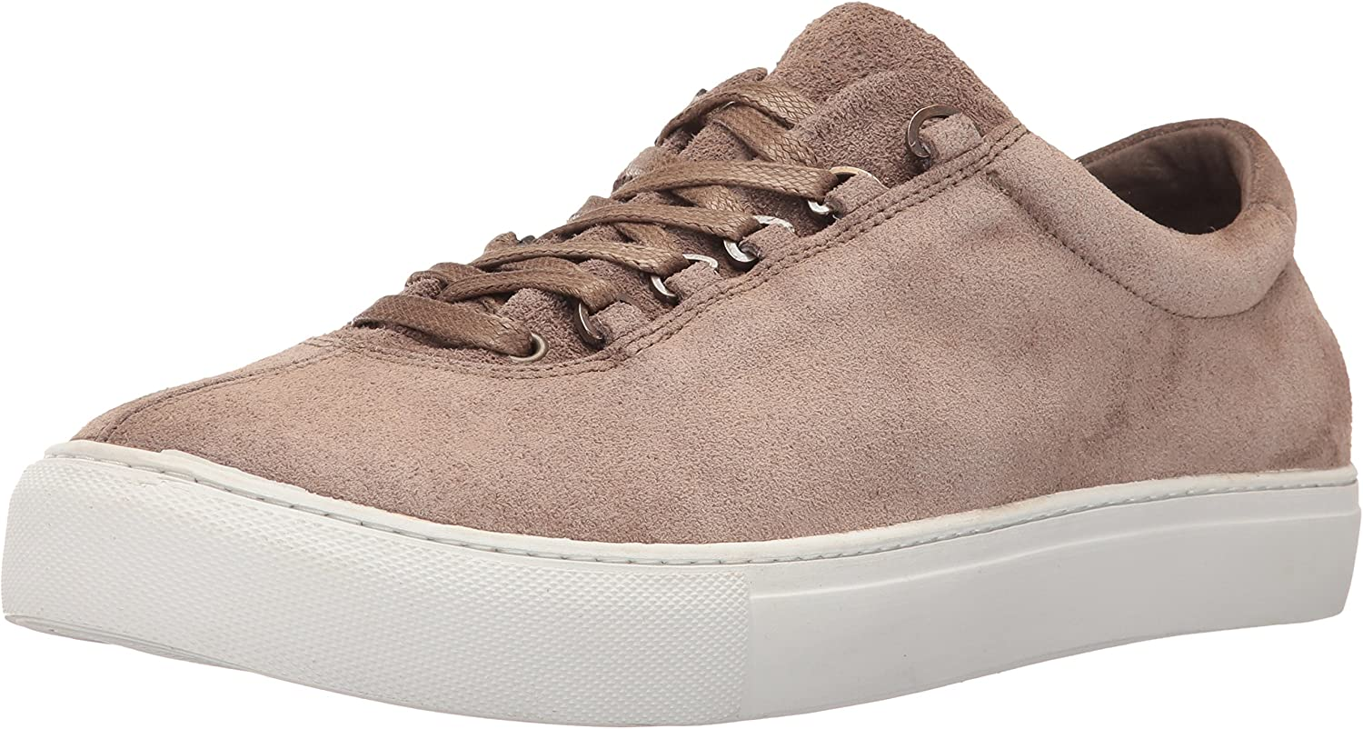 K-Swiss Mens Court Classico Suede Fashion Sneaker