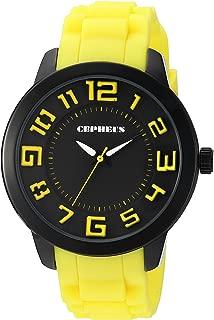 CEPHEUS Women's CP604-623C Analog-Quartz Watch