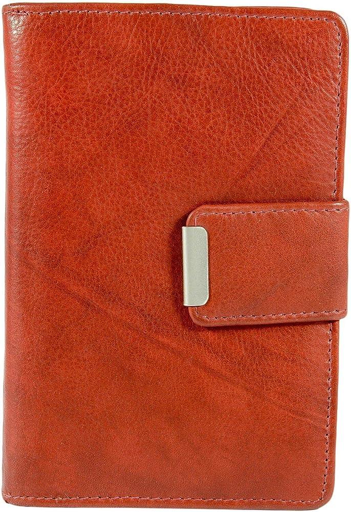 Money maker portafogli porta caarte di credito da donna in pelle sintetica 509B1
